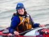 Channel Crossing by Kayak (Photo: David Tett)