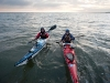 Channel Crossing by Kayak (Photo: David Tett)