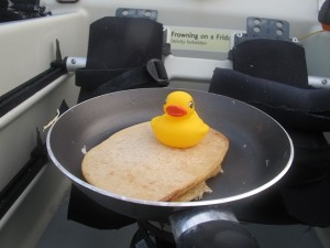 Duck pancakes, anyone?