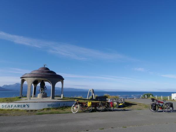 Homer's Seafarers' Memorial