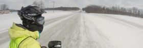 The flats of Ohio and Indiana have been brilliant cycling when the conditions are good