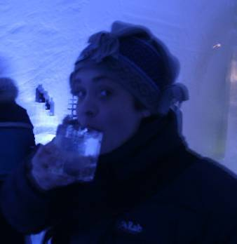 Vodka Icebar